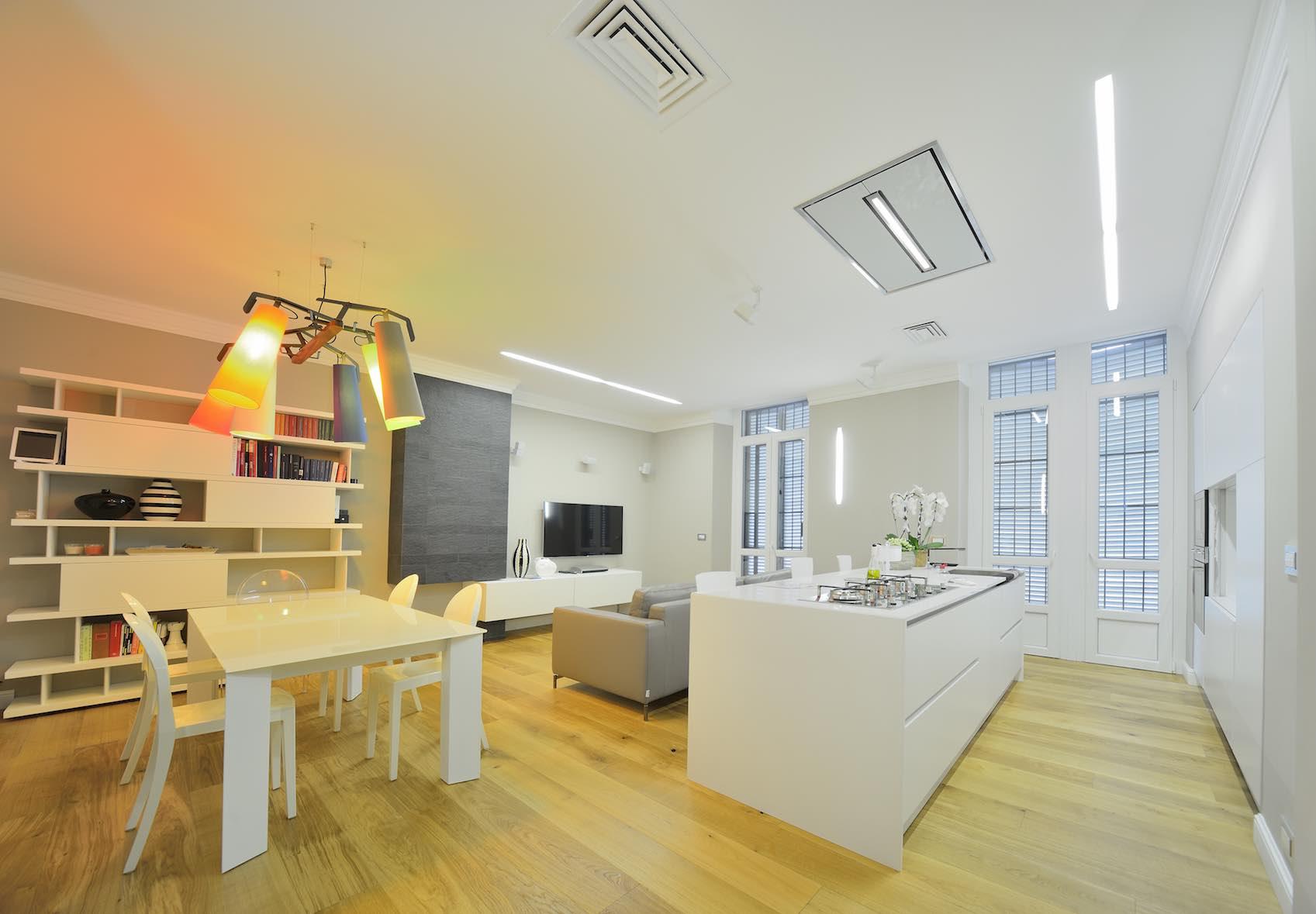 Ristrutturazione interni crocetta design for Interni casa design