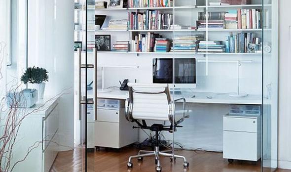 Organizzare Ufficio In Casa : Come organizzare un ufficio in casa