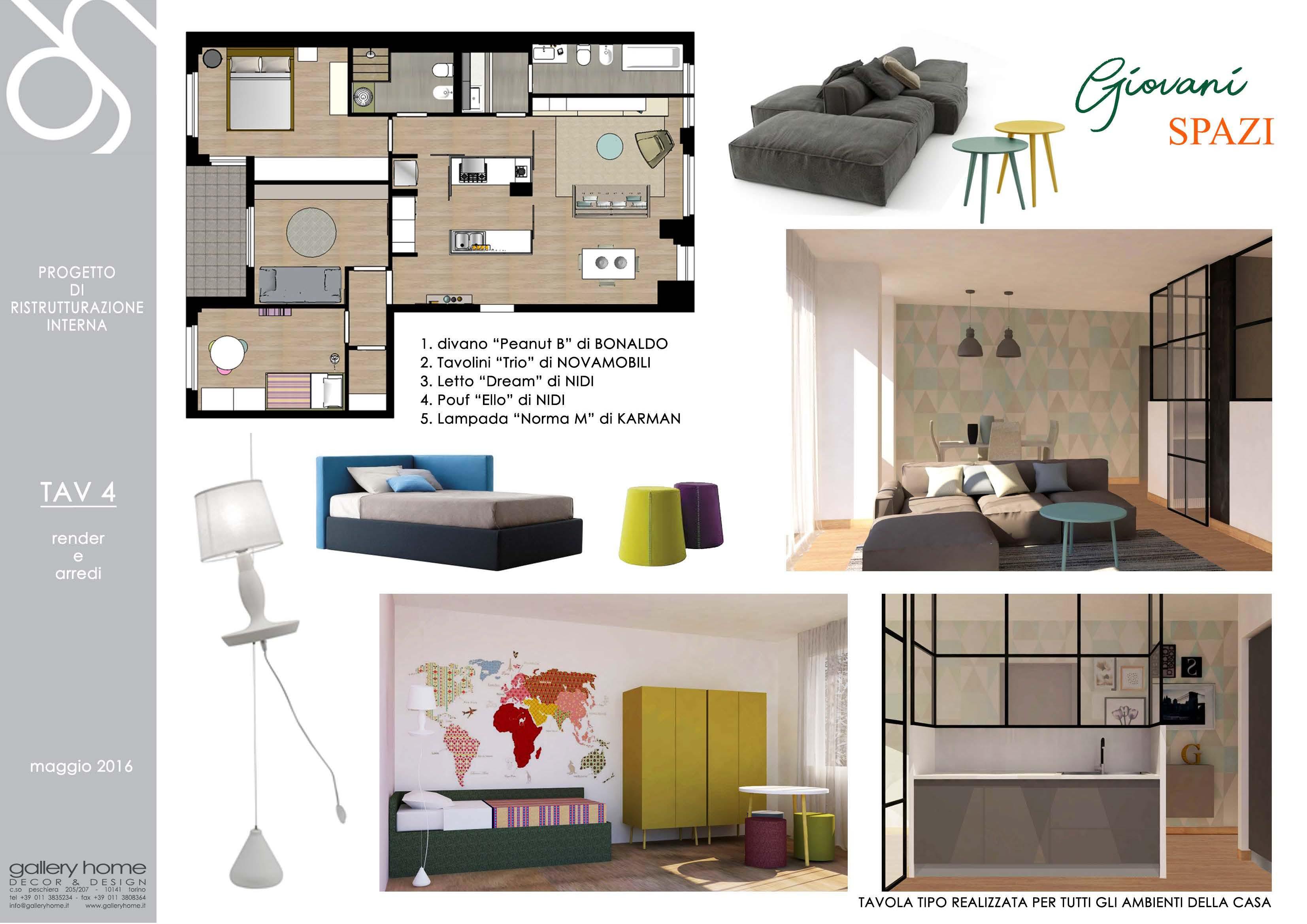 Progettazione Interni Torino Rinnovare Casa In Stile Nordico E