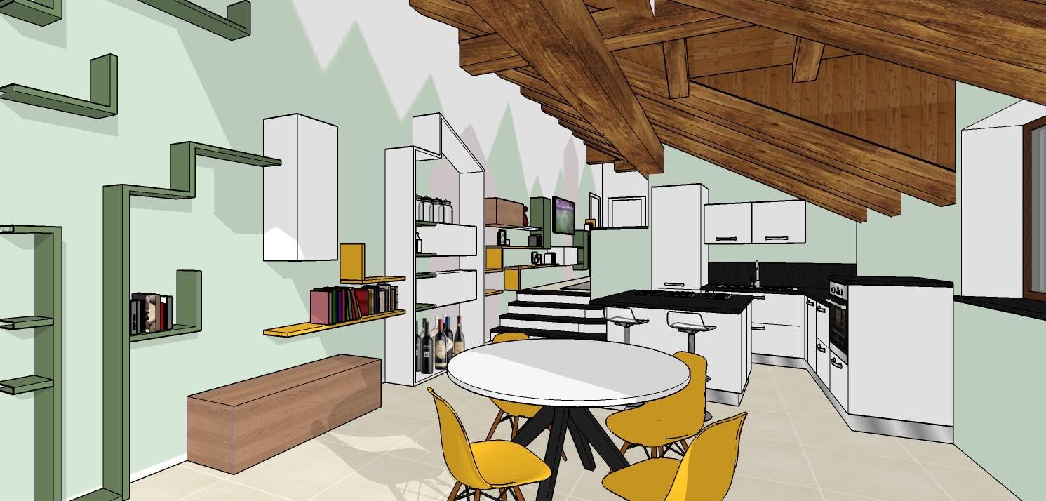 Progettazione interni a torino interior design for Progettazioni interni
