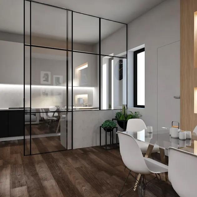 Progettazione Interni Torino Rinnovare Casa In Stile Nordico E Industriale